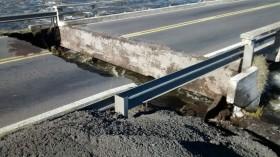 En el primer trimestre los recursos nacionales destinados a obras viales e hídricas no superan el 7% del gasto de capital