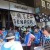 Trabajadores del Senasa fueron convocados de urgencia por el Ministerio de Trabajo: desactivarán el paro si llegan a un acuerdo