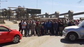Alerta: el Sindicato de Aceiteros del departamento San Lorenzo lanzó hoy un paro sorpresivo