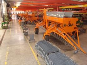 Argentina del Centro concentra la mayor parte de las 1200 empresas de maquinaria agrícola