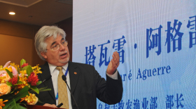 """Uruguay recibirá germoplasma chino de soja para desarrollar variedades destinadas a consumo humano: """"Es estratégico posicionar de forma diferenciada parte de la producción"""""""