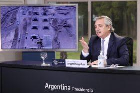 """Un proyecto del gobierno argentino pretende que personas con un patrimonio de 200 M/$ hagan un """"aporte"""" de 4,0 M/$"""