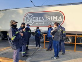 """Argentina contra el Hambre: CIL alerta que por la medida de fuerza de Atilra se """"torna inviable la tarea de recolección de leche en los tambos"""""""