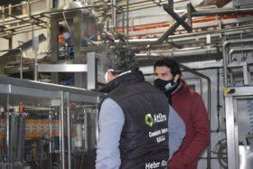 Atilra inició un paro sorpresivo de actividades a nivel nacional: peligra la recepción de leche