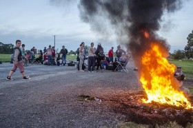 Argentina (im) potencia: en Azul y Tandil para hacer un remate es necesario pedirle permiso a piqueteros marxistas