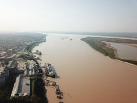 """""""De aquí hasta fines de año debemos esperar que continúe en niveles bajos el río Paraná y que posiblemente la situación se agrave"""""""