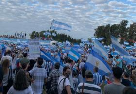 """Respuesta de CRA a Alberto Fernández: """"No estamos confundidos señor presidente; estamos despiertos, alertas y unidos"""""""