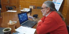 Tranquilidad: Basterra prometió gestionar el problema de los bloqueos logísticos provinciales ante Consejo Federal Agropecuario