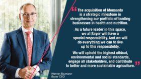 """Bayer decidió liquidar la marca Monsanto: """"Ya no volverá a ser el nombre de una compañía"""""""