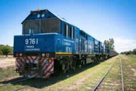 En junio el ferrocarril Belgrano Cargas transportó un récord mensual de 470.000 toneladas de granos