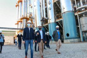 El gobierno de Córdoba solicitará a Alberto Fernández que se incremente al 15% del corte de etanol con nafta para sostener la demanda del biocombustible