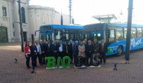 Golazo Made in Argentina: colectivos rosarinos usarán un corte de biodiesel al 25% para aprovechar el bajo valor del biocombustible