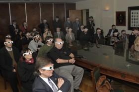 La Bolsa de Cereales de Buenos Aires implementó una plataforma de educación a distancia con tecnología 3D