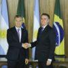 """Bolsonaro ratificó ante Macri su deseo de """"flexibilizar"""" el Mercosur: cuáles son los sectores agroindustriales argentinos más comprometidos"""