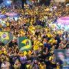 Para generar riqueza no existe ideología: Bolsonaro quiere para Brasil lo mismo que Tabaré Vázquez para Uruguay