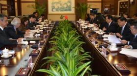 """Brasil propuso a China una mayor integración comercial: """"Necesitamos avanzar en un acuerdo de preferencias arancelarias"""""""