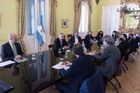 El Consejo Agroindustrial Argentino presentó su propuesta al Gabinete Económico nacional
