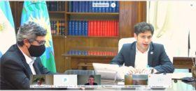 El Consejo Agroindustrial Argentino presentó su propuesta al gobernador Axel Kicillof