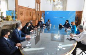 El Consejo Agroindustrial Argentino presentó su propuesta al ministro del Interior Wado de Pedro