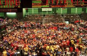 Mercado alcista: operadores especulativos se juegan todas las fichas a un desastre productivo en EE.UU.