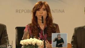 Cristina anunció que devolverá parte de las retenciones cobradas a pequeños productores: se trata de unos 4500 pesos mensuales