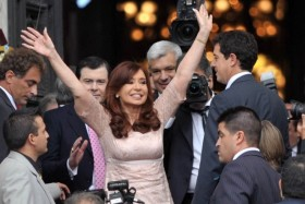 """Cristina aseguró que es """"absurdo exportar maíz e importar carne de cerdo"""": una misión imposible con la actual distorsión de precios relativos"""