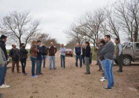 Caminos rurales: imposible lograr avances trabajando en soledad