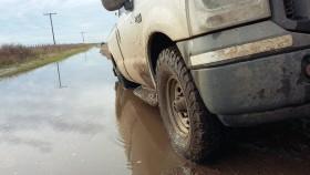 """Desastre climático: por la falta de caminos siguen los """"premios"""" en el mercado de maíz disponible"""