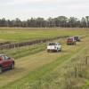 Insólito: ninguna de las camionetas de alta gama tiene cubiertas preparadas para andar sin inconvenientes en caminos rurales embarrados