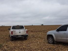 La venta de camionetas cayó 22% por la falta de financiamiento combinada con el planchazo del precio de la soja