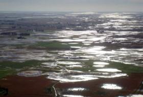 Alerta por inundaciones en Buenos Aires: se vienen lluvias abudantes en zonas que no pueden recibir más agua