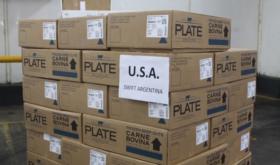 Luego de 17 años Argentina vuelve a exportar carne vacuna a EE.UU.