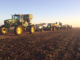 Se vienen varios días ideales para avanzar con la siembra de cereales de invierno