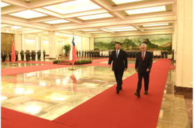 Chile profundiza la integración comercial con China para consolidarse como una potencia agroindustrial