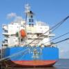 Volvió a encallar en el Paraná el buque cargado con harina de soja que había sido rescatado ayer