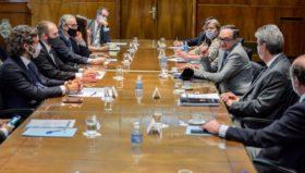 El Consejo Agroindustrial definió con el Gabinete Económico nacional cuáles son los cuatro ejes sobre los cuales se diseñará una propuesta legislativa