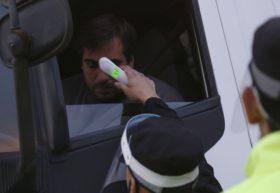 Alerta logística: transportistas provenientes de zonas con circulación de Covid-19 deberán presentar hisopado negativo para poder ingresar a Santa Fe