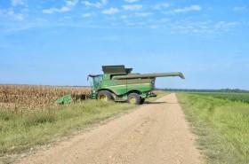 Hasta el domingo siguen las condiciones óptimas para avanzar con la cosecha en la zona núcleo pampeana