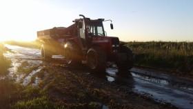 Alerta: se vienen tres días de lluvias torrenciales que pondrán en riesgo la cosecha gruesa en muchas regiones productivas