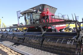 En lo que va del año ingresaron más de 500 cosechadoras importadas a un valor promedio de 165.000 dólares