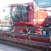 En lo que va del año las importaciones de cosechadoras cayeron casi un 70% con un incremento del ingreso de equipos usados