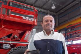 """Crucianelli: """"Emplear créditos con tasas subsidiadas para la compra de sembradoras importadas es un daño para el país"""""""