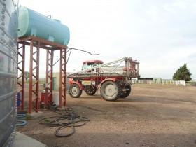 Los valores de importación de los fertilizantes fosfatados se mantienen estables