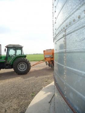 El 2013 arranca sin sobresaltos climáticos: favorable para terminar de sembrar lo que falta de la gruesa en la región central