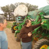 Por el atraso cambiario se recuperaron las ventas de tractores: pero se derrumbó la demanda de sembradoras