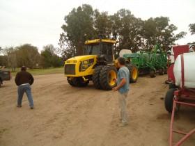 Apenas se pudo sembrar un 40% del área prevista de maíz: nadie puede asegurar si el cultivo tendrá revancha en diciembre
