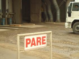Segundo día del paro de los exportadores: sigue paralizado el mercado de granos