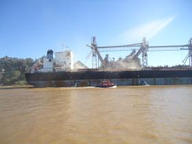 Clink caja: en abril el gobierno recaudó más de 450 millones de dólares por retenciones anticipadas de harina de soja