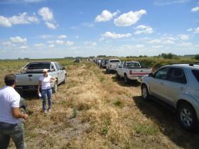 """Comienza la recorrida de la versión sudamericana de """"Pro Farmer"""": visitarán campos agrícolas en cinco naciones"""