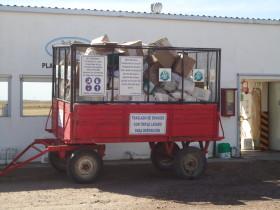 El proyecto oficial de gestión de envases de agroquímicos hace solidariamente responsables de las sanciones a gerentes